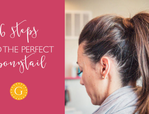 The Perfect Ponytail Tutorial